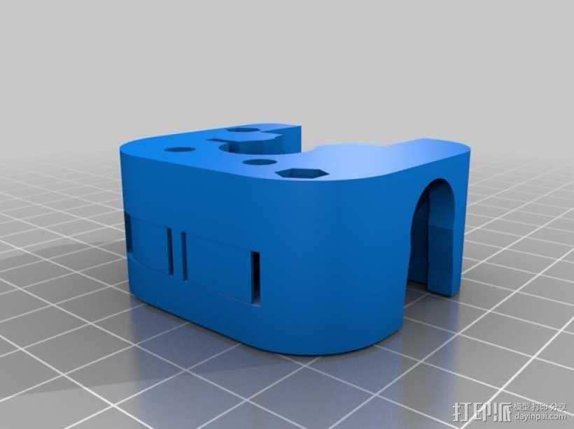 Kossel 3D打印机 3D模型  图14