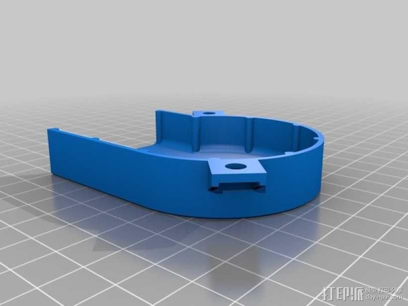 Kossel 3D打印机 3D模型  图18