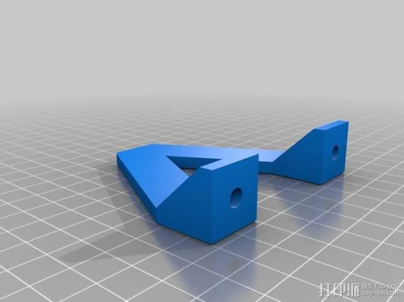 Kossel 3D打印机 3D模型  图19