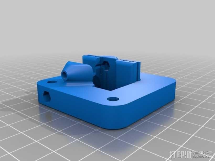 Kossel 3D打印机 3D模型  图25