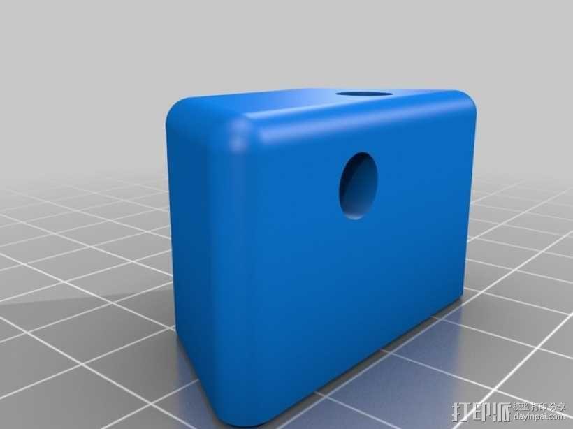Kossel 3D打印机 3D模型  图26