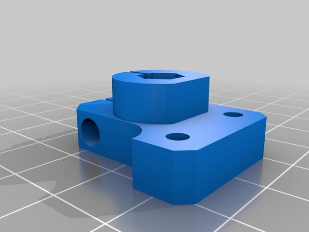 2D草绘器 3D模型  图4