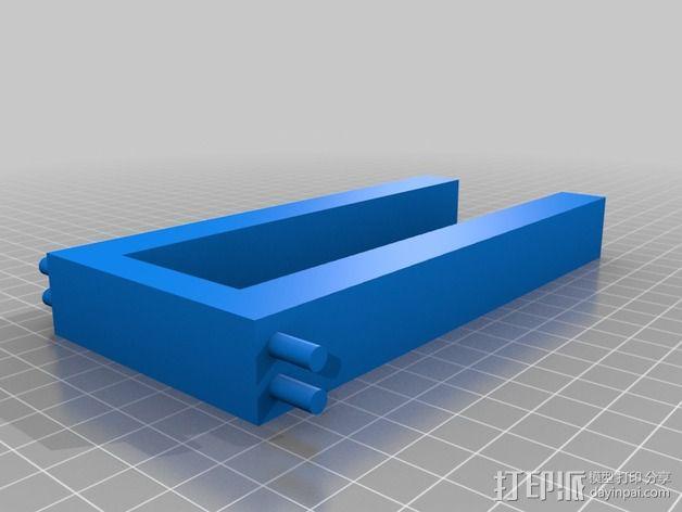 改良版Core-T 3D打印机 3D模型  图10
