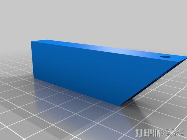 改良版Core-T 3D打印机 3D模型  图12