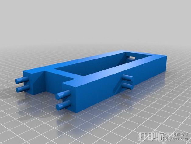 改良版Core-T 3D打印机 3D模型  图11