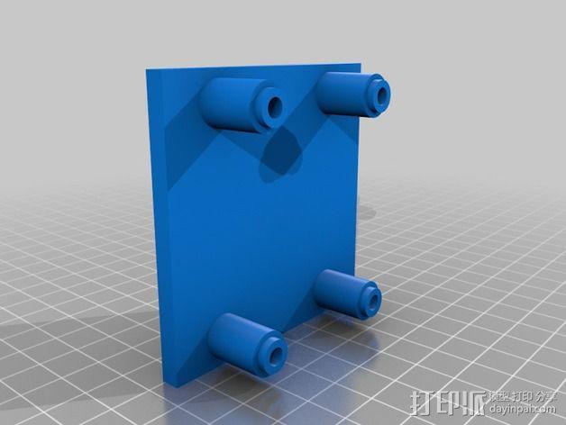 改良版Core-T 3D打印机 3D模型  图16