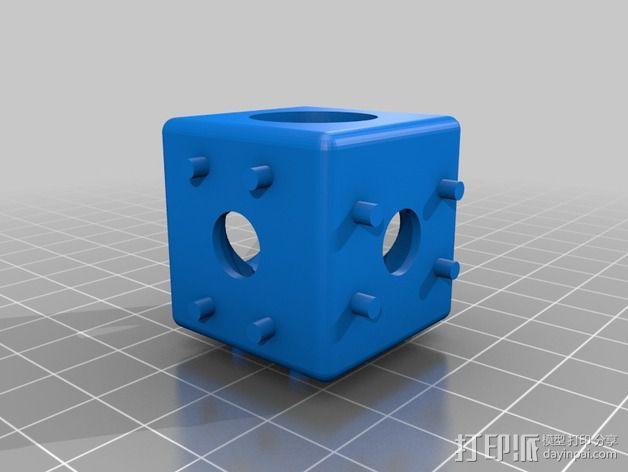 改良版Core-T 3D打印机 3D模型  图18