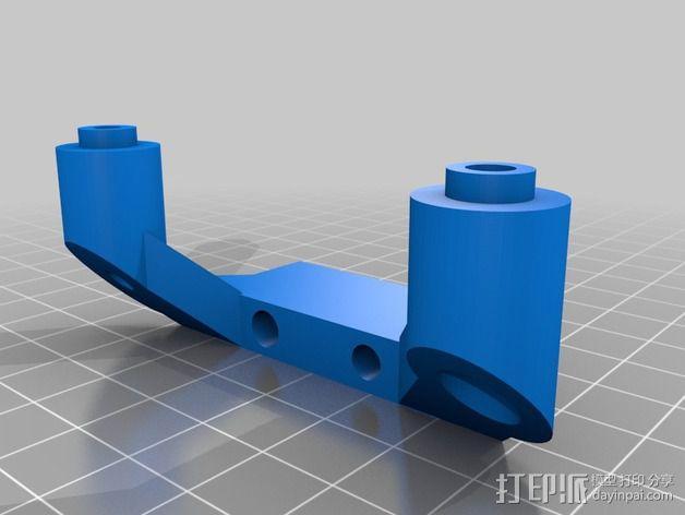 改良版Core-T 3D打印机 3D模型  图19