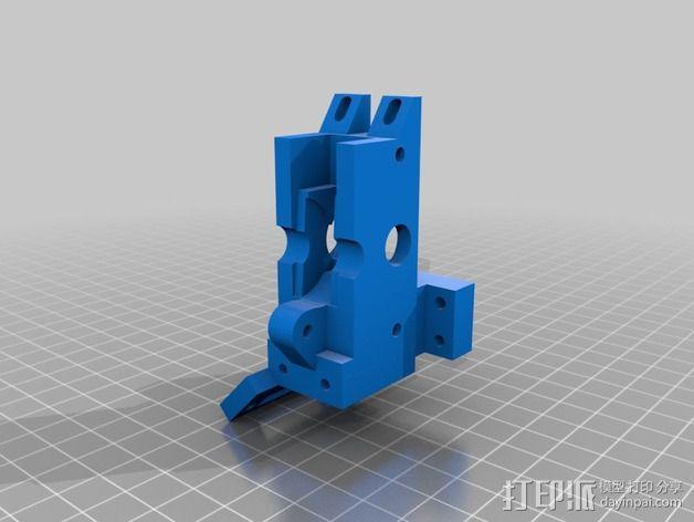 改良版Core-T 3D打印机 3D模型  图23