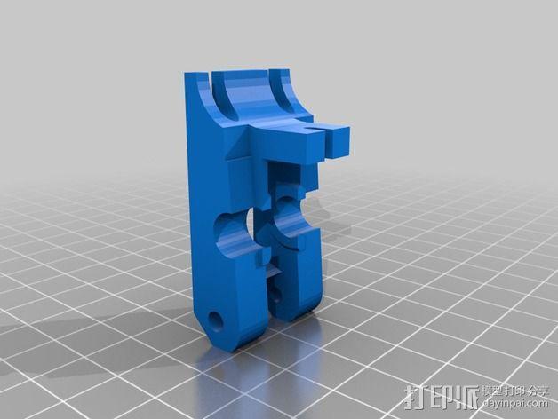改良版Core-T 3D打印机 3D模型  图27