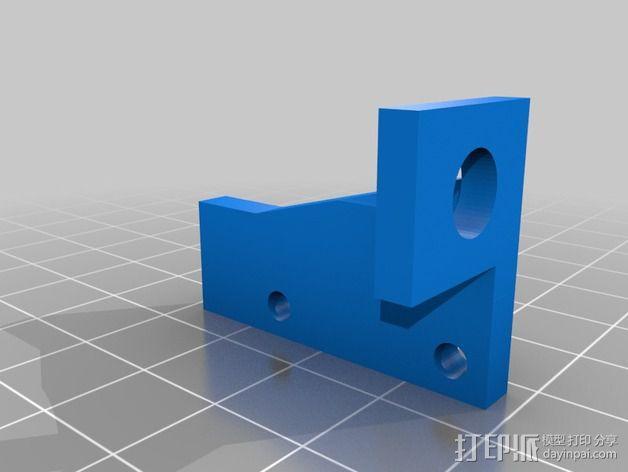 改良版Core-T 3D打印机 3D模型  图28