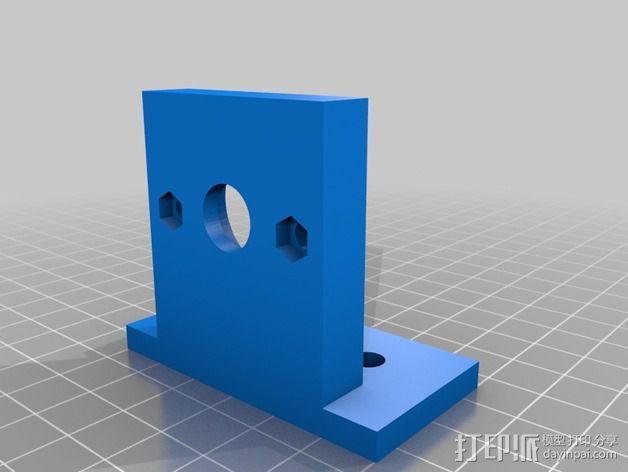 改良版Core-T 3D打印机 3D模型  图31