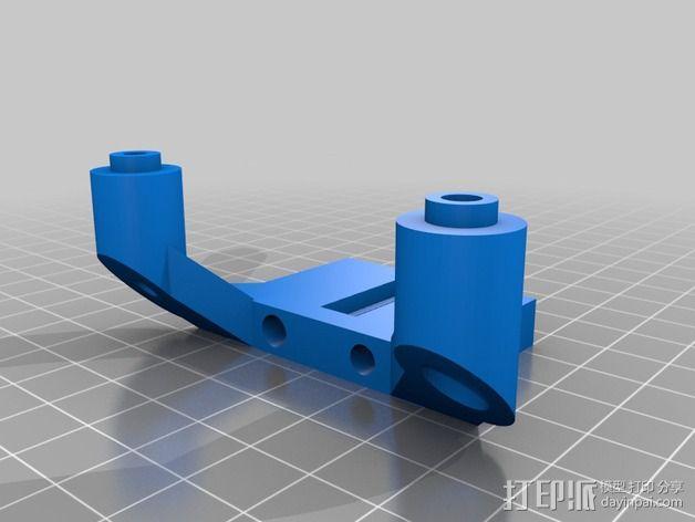 改良版Core-T 3D打印机 3D模型  图32