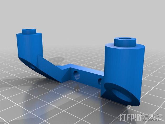 改良版Core-T 3D打印机 3D模型  图36