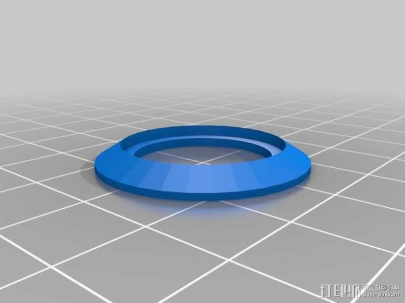 改良版Core-T 3D打印机 3D模型  图39