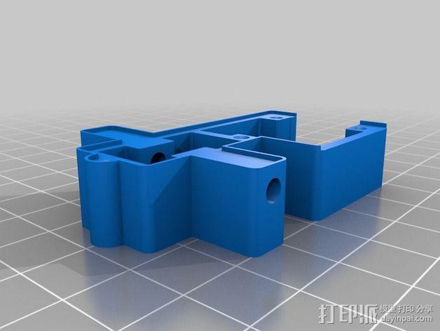 线材尺寸传感器 3D模型  图6