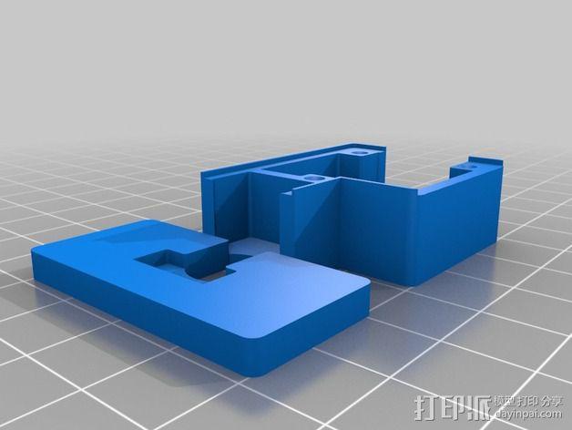 线材尺寸传感器 3D模型  图7