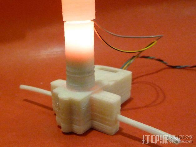 线材尺寸传感器 3D模型  图9