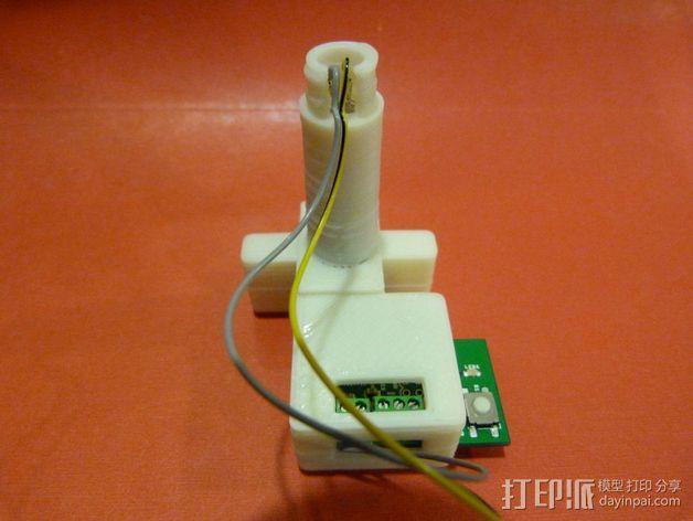 线材尺寸传感器 3D模型  图11