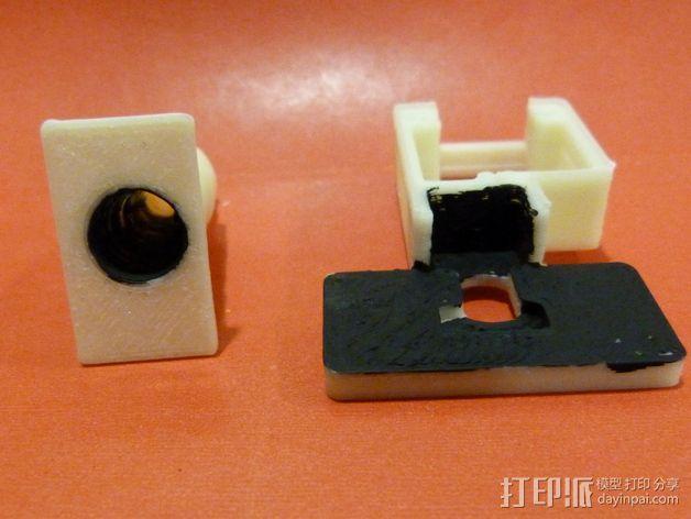 线材尺寸传感器 3D模型  图15
