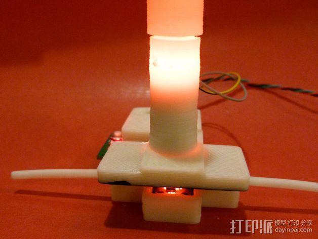 线材尺寸传感器 3D模型  图19