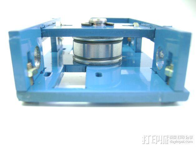 Prusa i3 3毫米钢材激光切割机 3D模型  图5