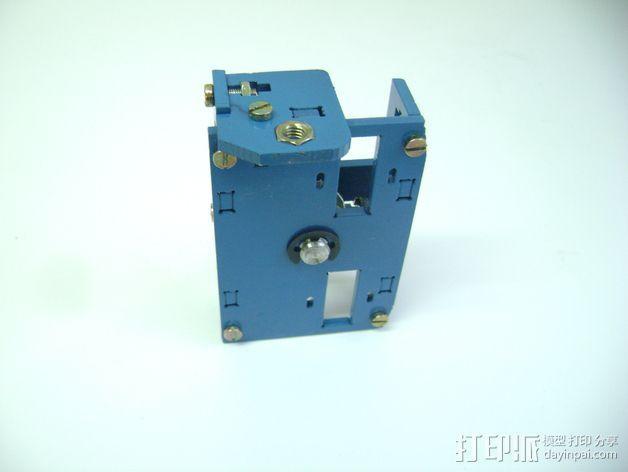 Prusa i3 3毫米钢材激光切割机 3D模型  图4