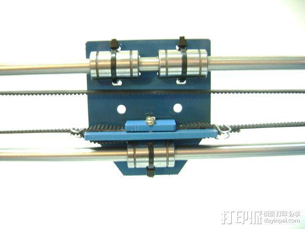 Prusa i3 3毫米钢材激光切割机 3D模型  图12
