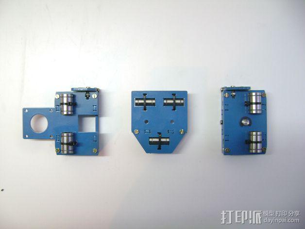 Prusa i3 3毫米钢材激光切割机 3D模型  图10