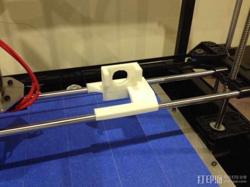 数字化卡尺测量夹具 3D模型  图4