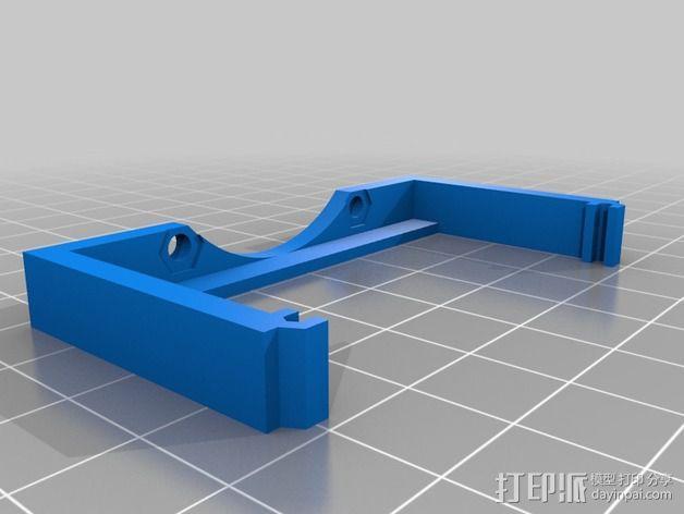 MOAB电路板风扇支架 3D模型  图18