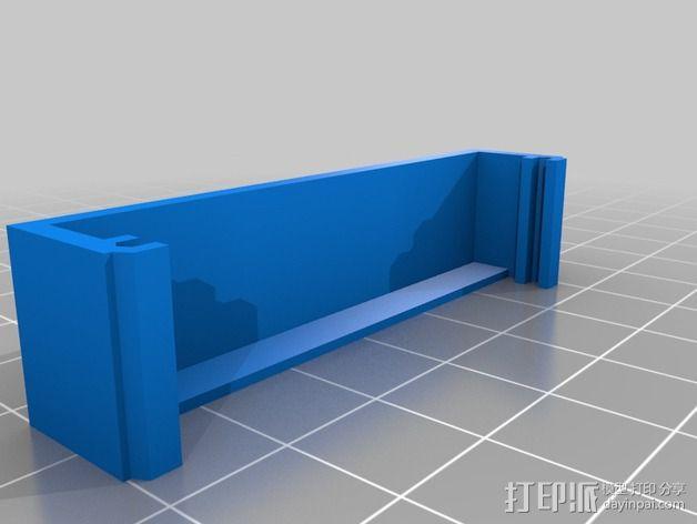 MOAB电路板风扇支架 3D模型  图19