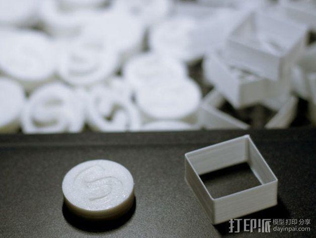 零部件校准装置 3D模型  图4