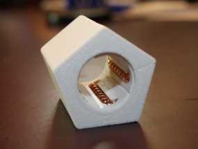 16毫米管状线性轴承 3D模型