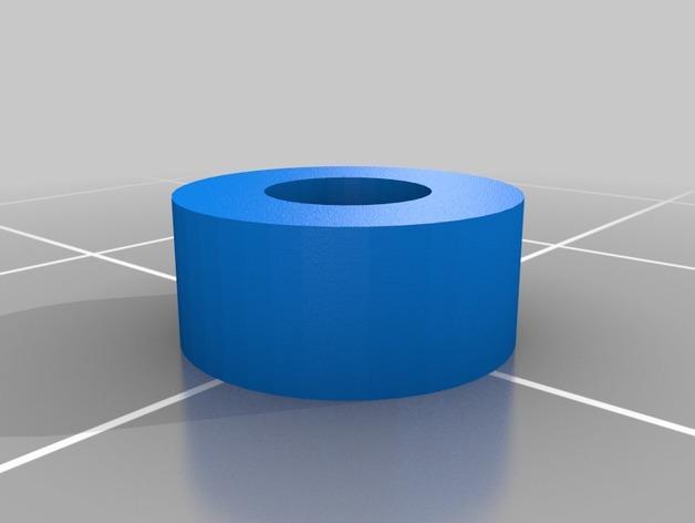 智能图形LCD控制器外壳 3D模型  图2