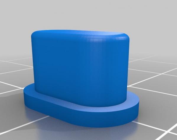 智能图形LCD控制器外壳 3D模型  图8