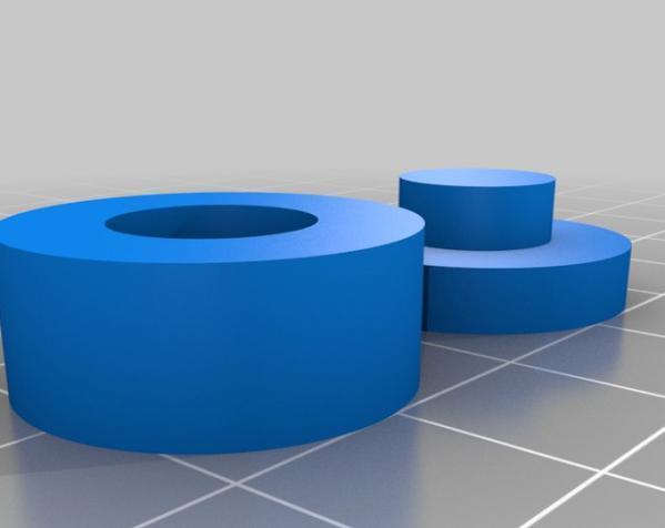 3D打印零部件校准装置 3D模型  图7