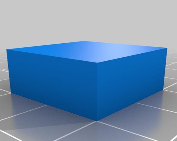 3D打印零部件校准装置 3D模型  图8