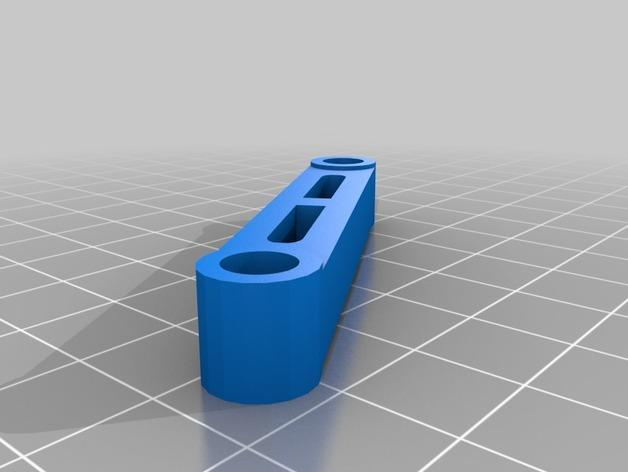 HD-7爪形器具 3D模型  图3