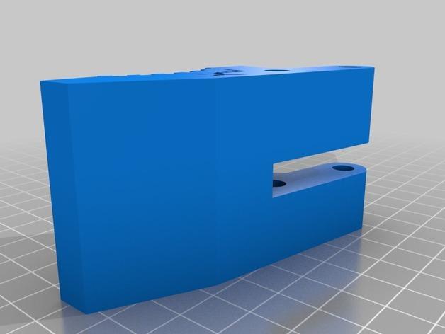 HD-7爪形器具 3D模型  图6