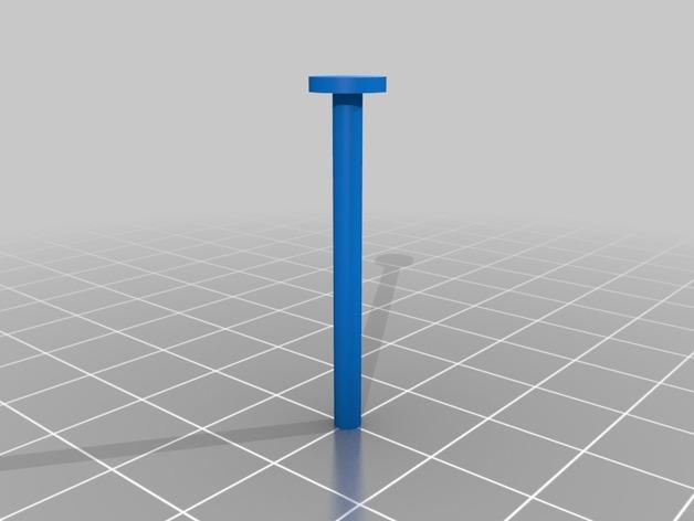 HD-7爪形器具 3D模型  图5