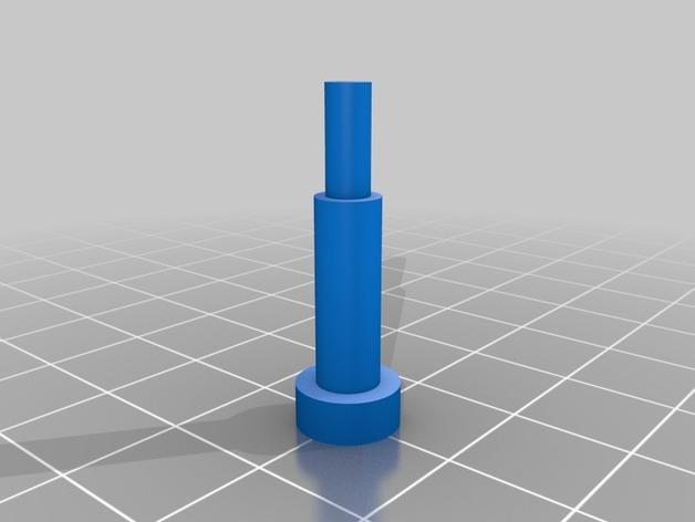 HD-7爪形器具 3D模型  图8