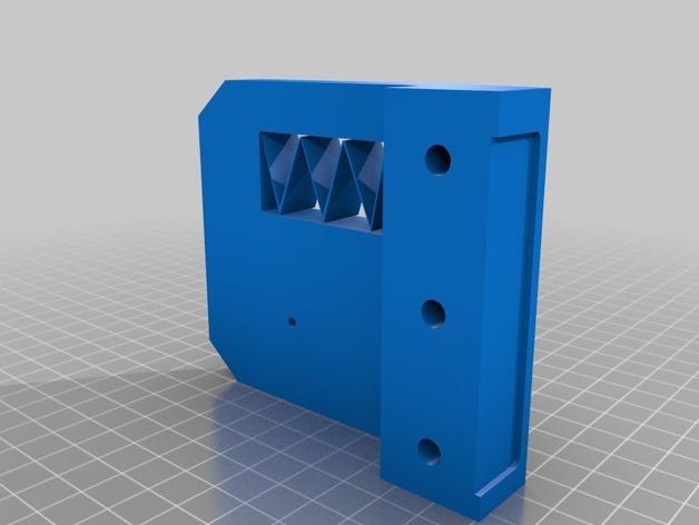 HD-7爪形器具 3D模型  图7