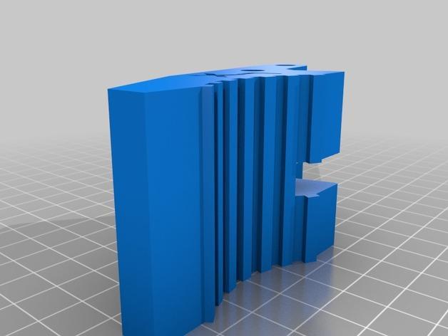 HD-7爪形器具 3D模型  图9