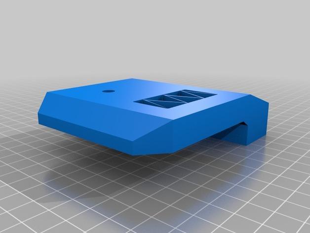 HD-7爪形器具 3D模型  图13