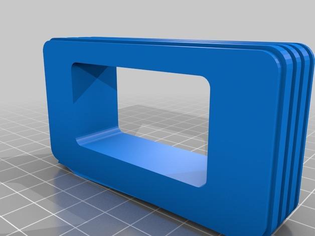 HD-7爪形器具 3D模型  图14