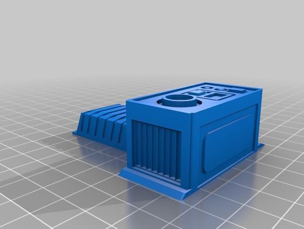 HD-7爪形器具 3D模型  图19