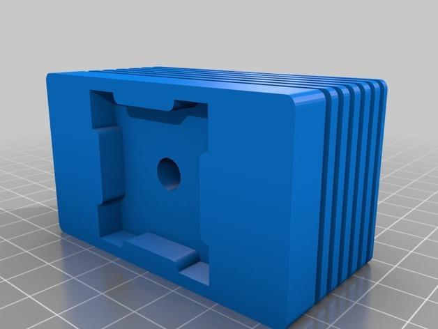 HD-7爪形器具 3D模型  图18