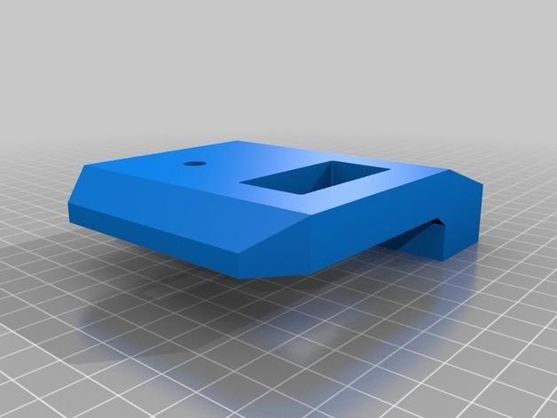 HD-7爪形器具 3D模型  图23