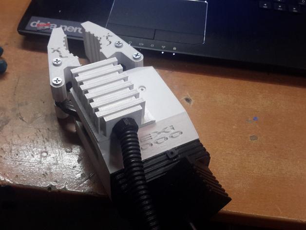 HD-7爪形器具 3D模型  图29